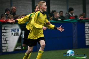 DB Sports Manchester Easter Cup match celebration