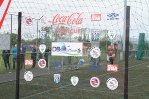DB Sports Tours Coca-Cola Summer Cup 2012 sponsers