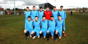 Colaiste Ide Football Students Win all Ireland Cup Final
