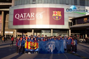 Collinstown FC Camp Nou