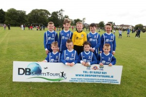 DB Sports Tours Trabolgan Cup
