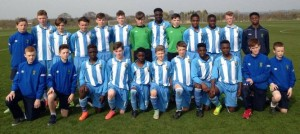 NDSL Cup Squad 2014:15