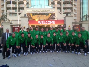 Republic Of Ireland U 17 Side European Championship 2015