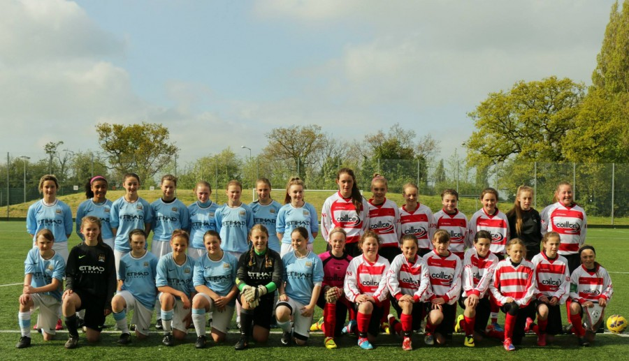 DB Sports Tours Manchester City Girls