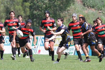 Portugal<br /> MEO Youth Rugby