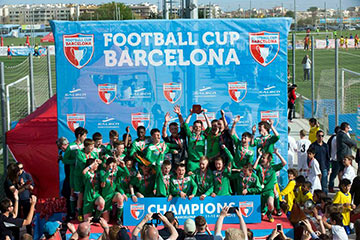 Barcelona Cup October
