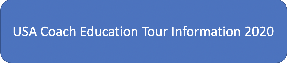 Coach Education Tour Information